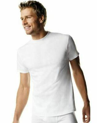 Hanes White T-Shirts Crew Neck Tee Pack