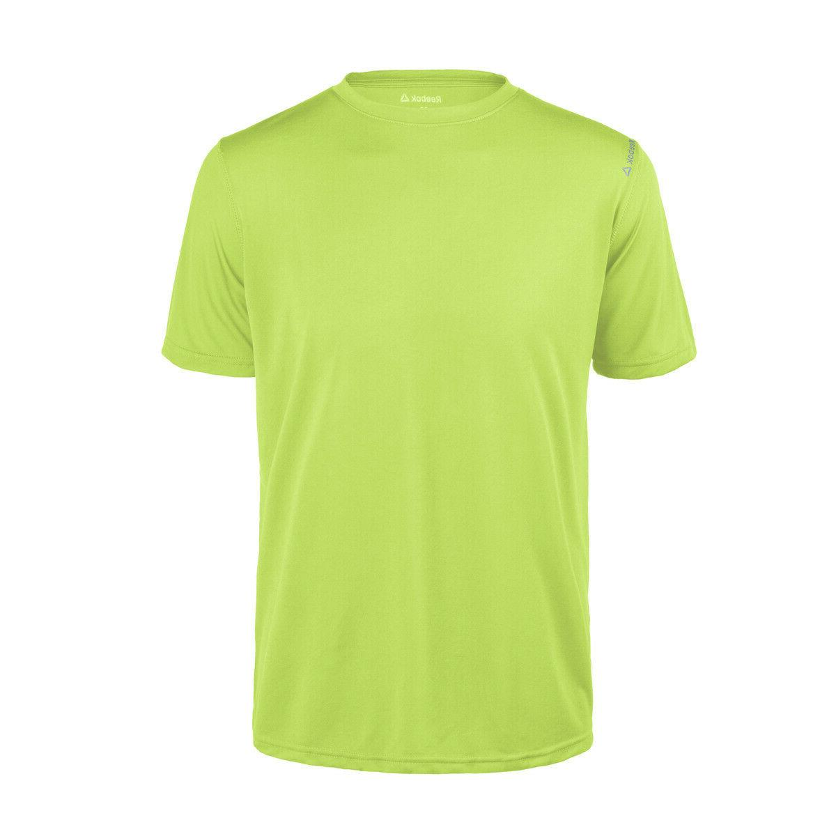 Reebok Mens 100% dri-fit Work Gym S-3XL, 5XL Sport