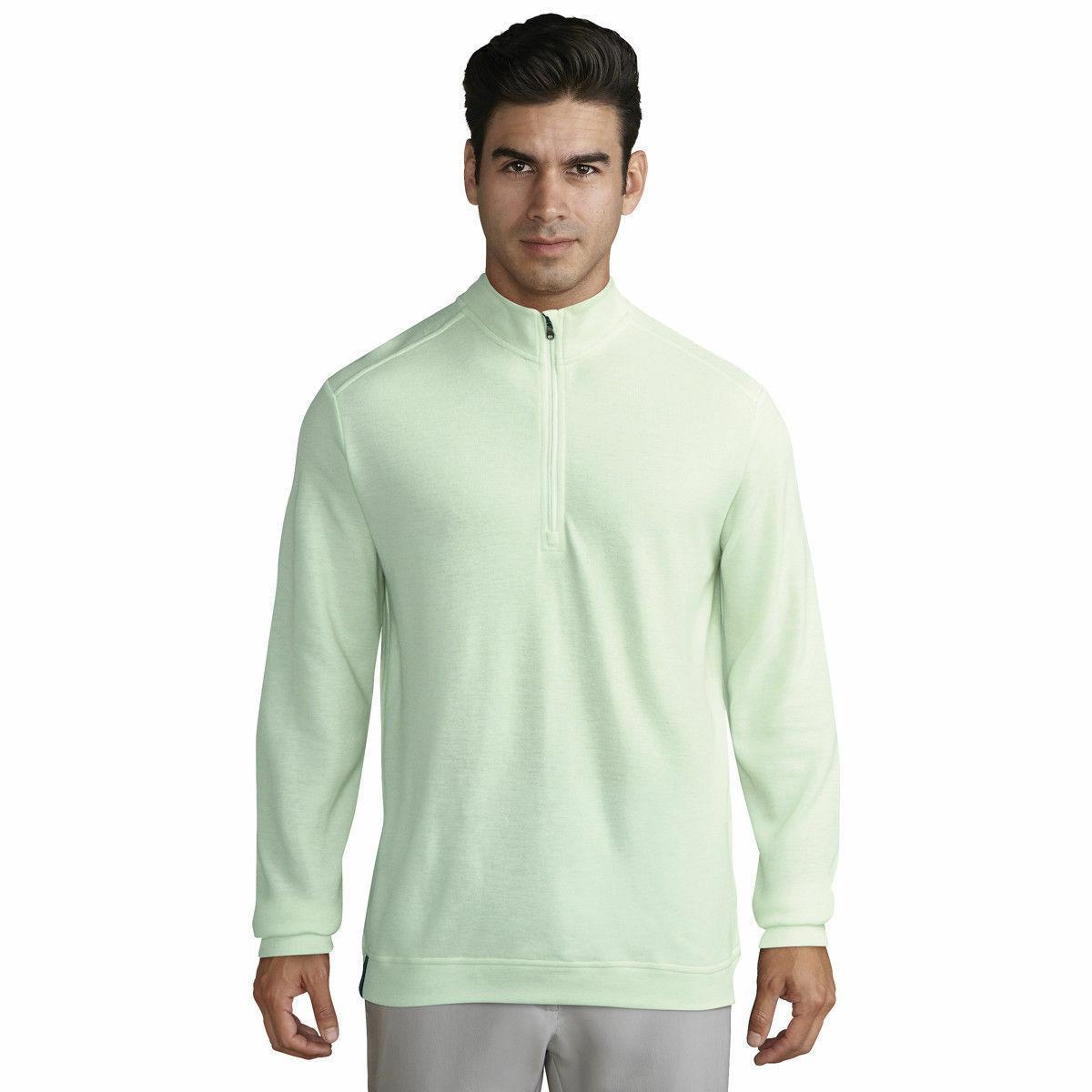 mens wool golf 1 4 zip pullover