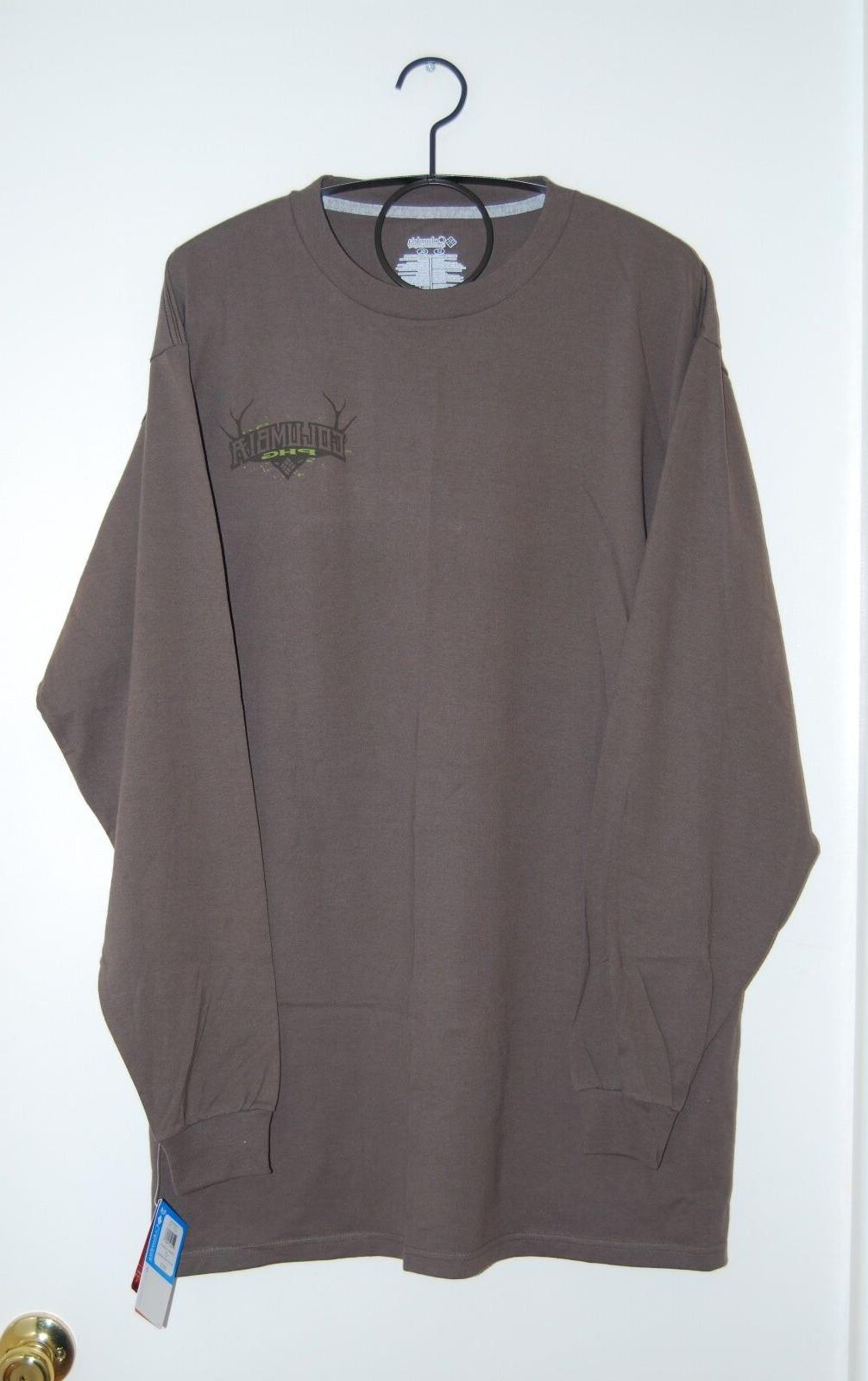 NWT Mens Big Elk Hunting T-Shirt
