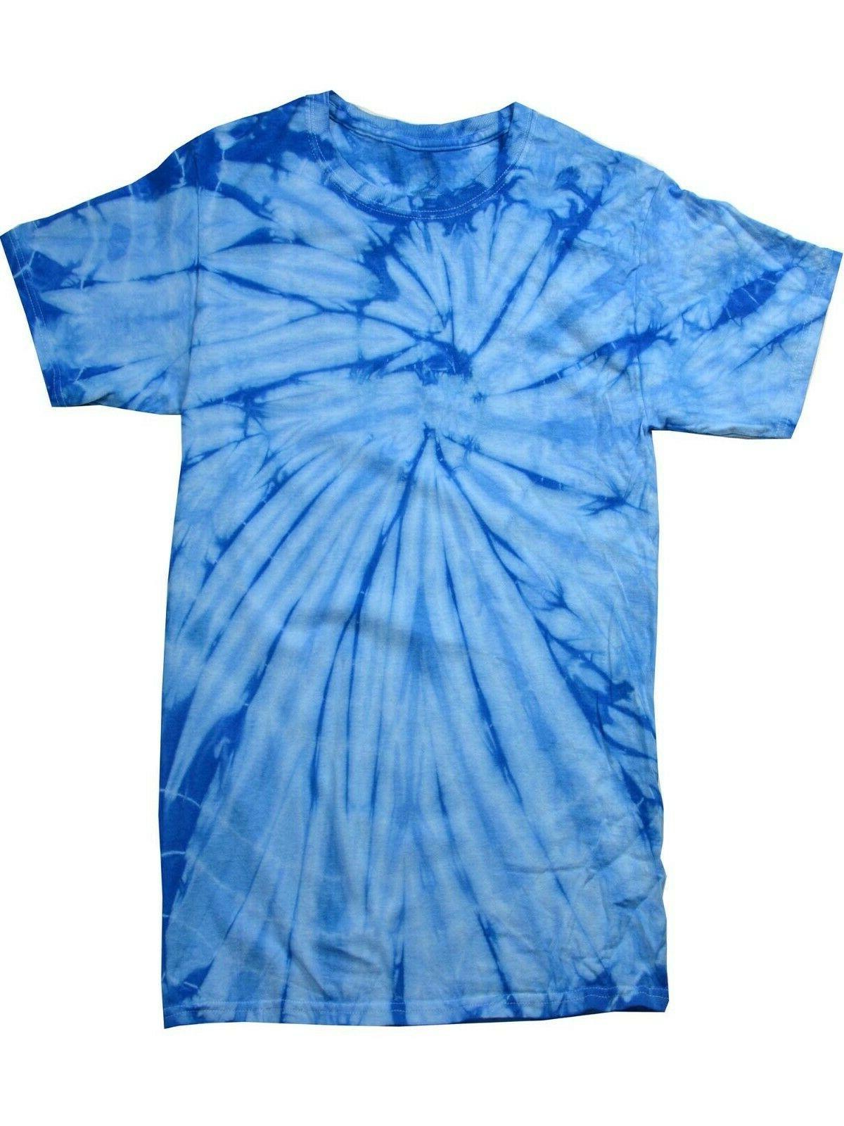 Pick a Dye Adult M 2XL 3XL 5XL Colortone