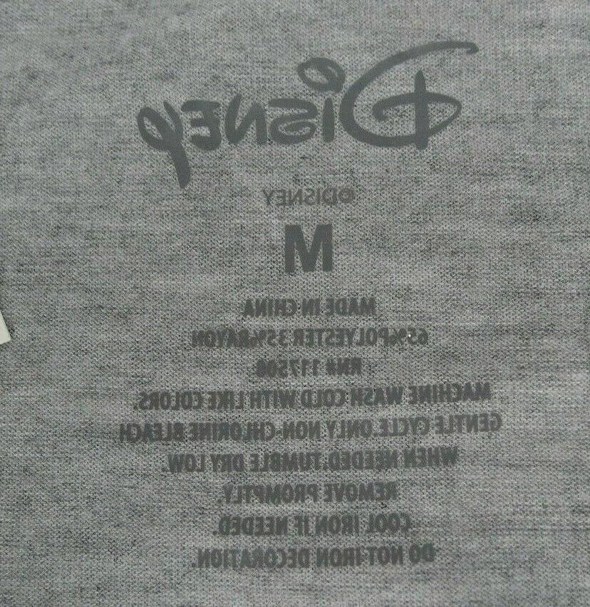 Disney Pixar Wall-E T-Shirt Juniors Medium Short Sleeve