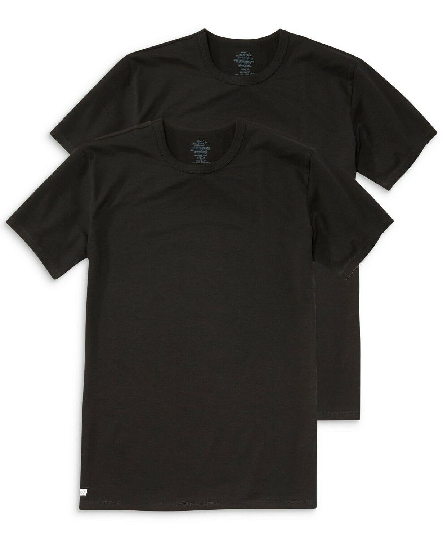 Men's Calvin 2-Pack Stretch Crewneck Size Small