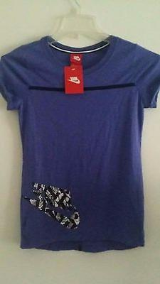 NIKE T-SHIRT FOR GIRL'S SIZE M, STYLE 679089