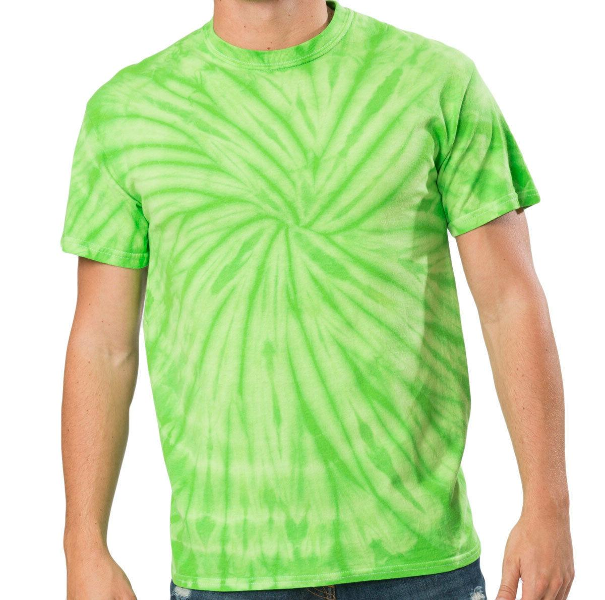 T-Shirts Tie Dye Style Kids and Adult Cotton 5.3