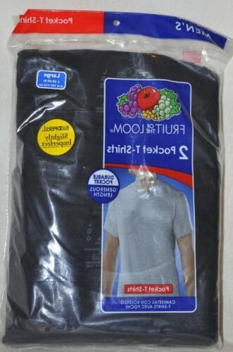 tagless pocket t shirts 100 percent cotton