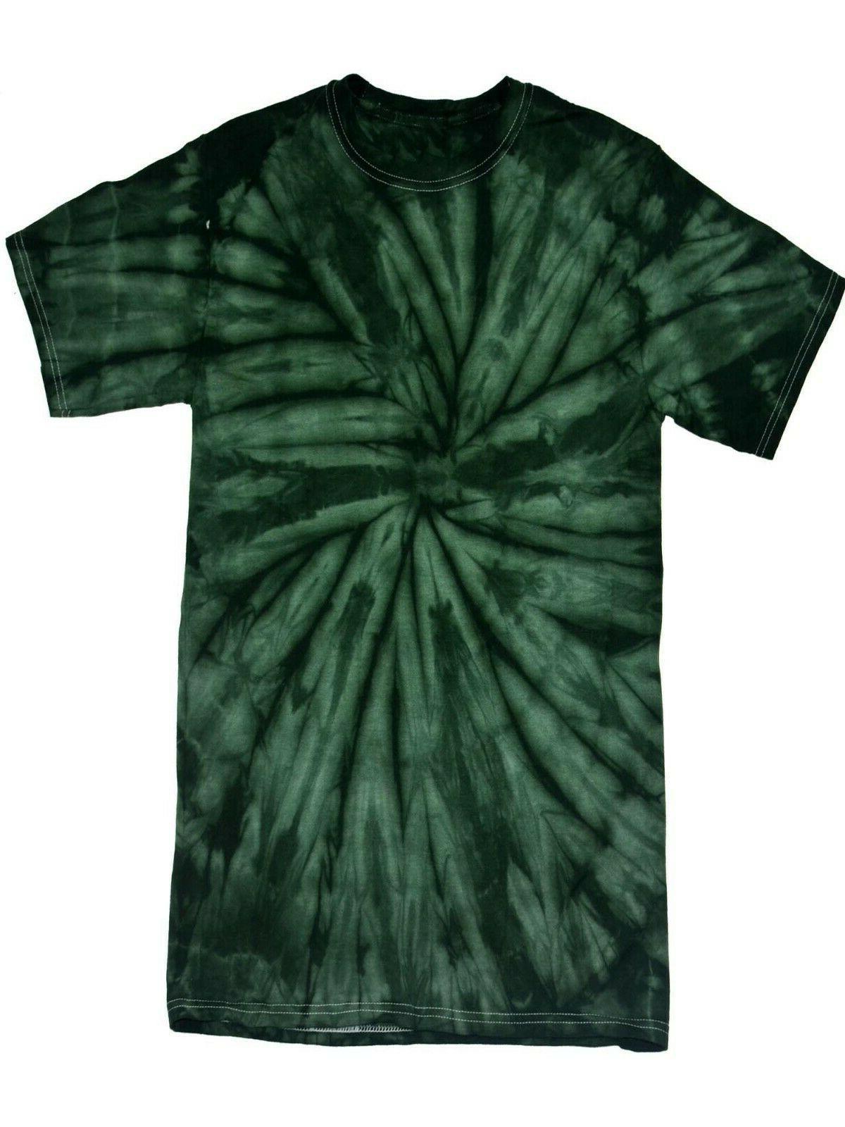 Vibrant Tie T-Shirts SM XXXXXL 100%