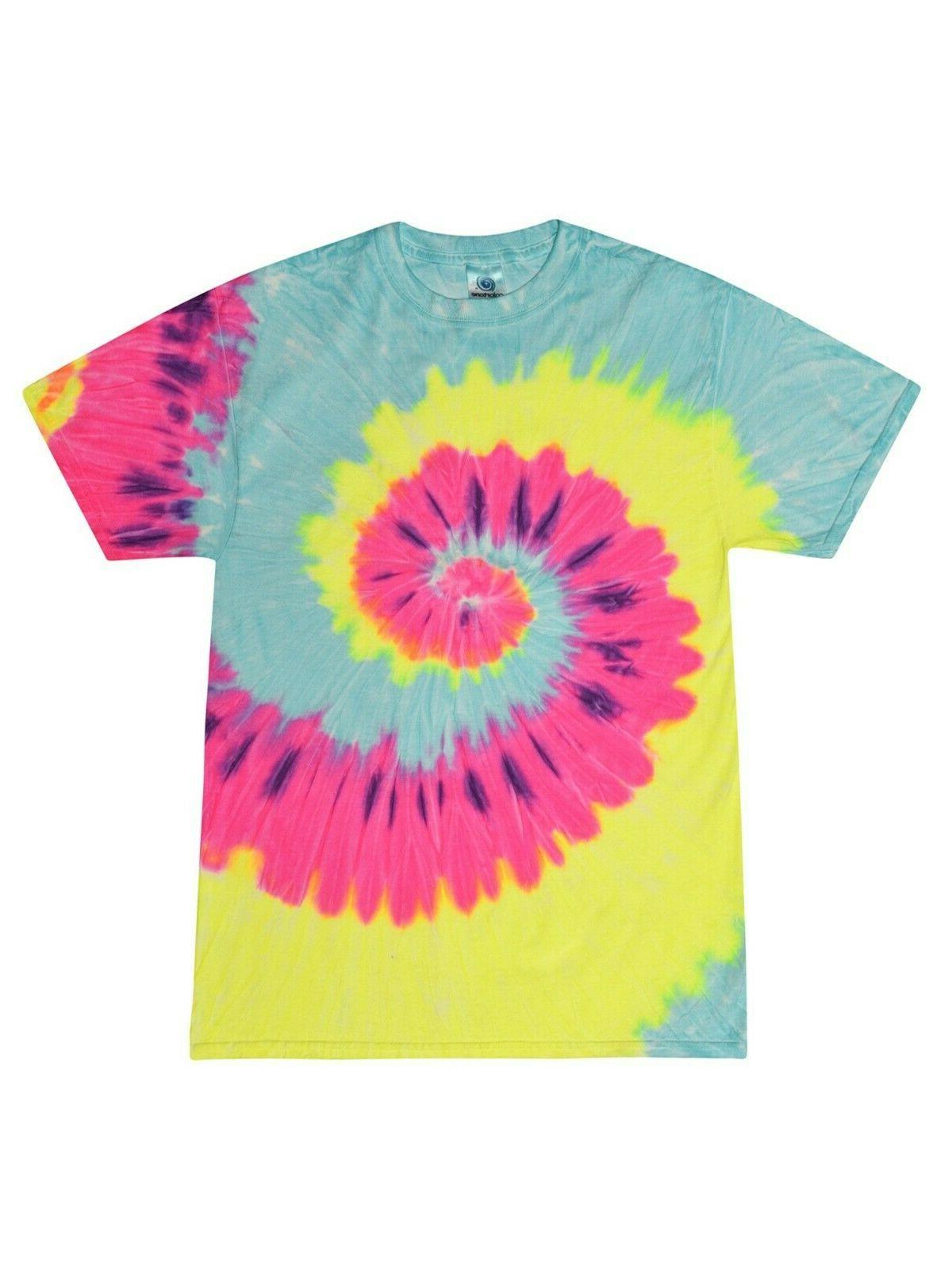 Vibrant T-Shirts Adult SM XXXXXL 100% Cotton