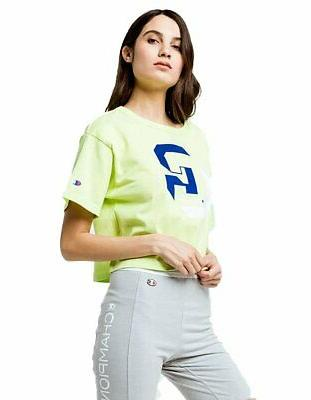 Champion LIFE Women's Crop Tee