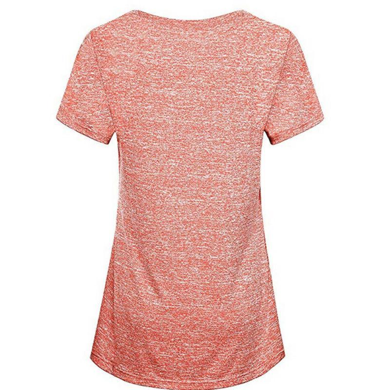 Women Sleeve Yoga Activewear Running Color