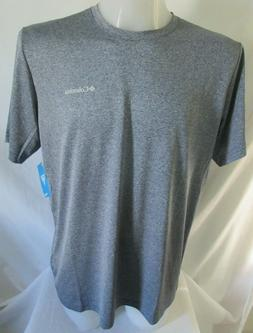Columbia Lake Zell Gray  Men T- Shirt  L