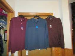 Long Sleeve Men's Polo T-Shirts size XL Cool 18 Pro & Van He
