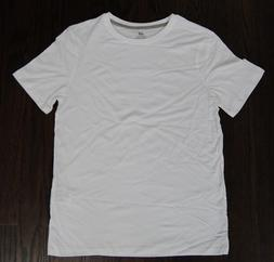Lot of 2 H&M boys t-shirts navy & white size 12/14 new with