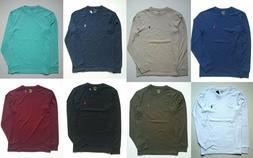 Men Polo Ralph Lauren LONG SLEEVE T-Shirt Size S M L XL XXL