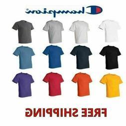 Champion Men's 100% Cotton T-Shirt T425 T525C Tee Choose Siz