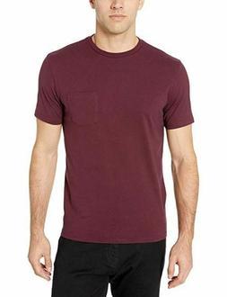 Amazon Essentials Mens XL 2 Pack Slim Fit Crew Pocket Tee Sh