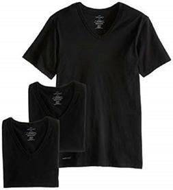 Calvin Klein Men's 3-Pack Cotton Stretch V-Neck T-Shirt