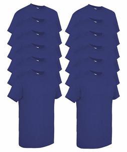 Gildan Men's Classic 100% Cotton Short Sleeve Heavy T-Shirt,