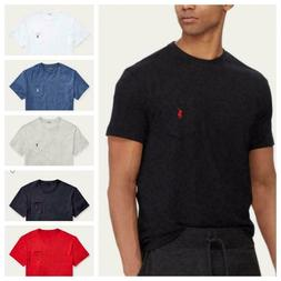 Men's Polo Ralph Lauren Classic Fit Pocket Casual Active Tee