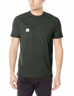 CARHARTT - Men's Delmont Relaxed Fit Pocket Work Tee T-Shirt