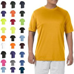 Champion Men's Double Dry 4.1 oz. Interlock T-Shirt CW22 S-4