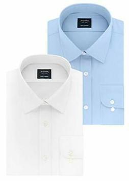Arrow 1851 Men's Dress Shirt Poplin (Available in  - Choose