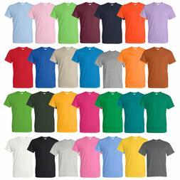 Gildan Men's DryBlend 50/50 T-Shirt  Bulk Lot Solid Blank 80