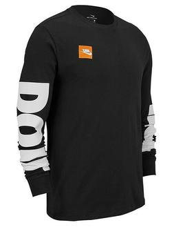 Nike Men's Just Do It JDI LS Long Sleeve Embroidered Patch L