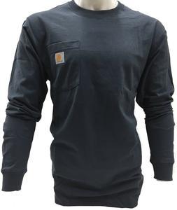 Carhartt Men's K126 - Long Sleeve Workwear Crewneck T-Shirt