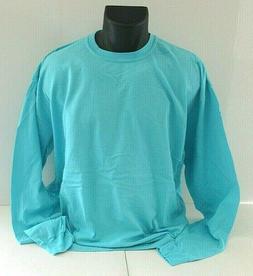 Comfort Colors Men's Long Sleeve T-Shirt Blue - XL