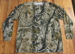 Carhartt Men's Long Sleeve T-Shirt Size XL Tall