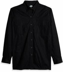 Dickies Men's Long Sleeve Ventilated Ripstop Tactical Shirt