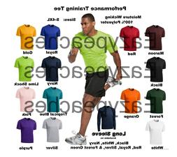Men's A4 NEW Dri-fit Workout Running Cooling Athletic T-SHIR
