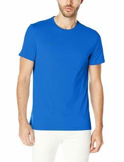 Calvin Klein Men's NEW Pima Cotton Slim Fit Short Sleeve T-S
