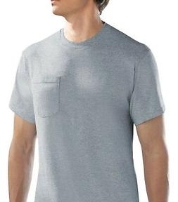 Fruit of the Loom Men's Pocket T-shirts 6-pack M-3XL in Famo