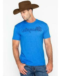 Wrangler Men's Rope Logo T-Shirt - MQ2130B