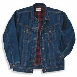 Men's Wrangler Rugged Wear Flannel Lined Jacket - RJK32AN