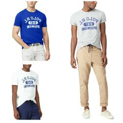 Polo Ralph Lauren Men's T-Shirt Custom Slim Fit Graphic Tee
