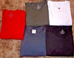"""Men's T- Shirts 4X  """"YOU PICK THE COLOR"""" 5 Colors Hanes- Big"""