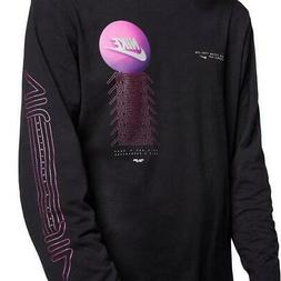 Nike Men's Throwback Future Air Max 720 Long-sleeve T-Shirt