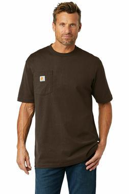Carhartt Men's WorkWear K87 Pocket Basic Heavyweight Jersey