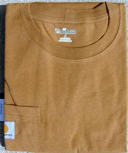 Carhartt Men's Workwear Pocket T-Shirt - Various Sizes and C