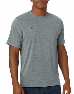 Champion Men Short Sleeve T-Shirt Double Dry Mesh Texture Te