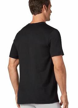 Jockey Mens Classic Crew Neck 6 Pack Value T-Shirt Short Sle