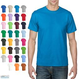 Gildan Mens DryBlend 50/50 Cotton/Polyester Plain T-Shirt Sh