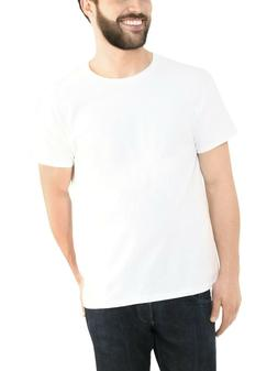 Fruit of the Loom Mens Dual Defense UPF Pocket T Shirt White