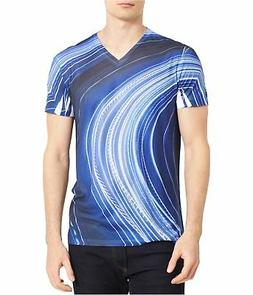 Calvin Klein Mens Lightway Graphic T-Shirt