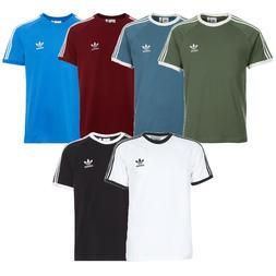 Men's Adidas Originals California Short Sleeve Cotton T Sh
