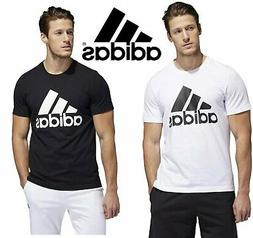 mens t shirt badge of sport logo