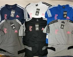 Adidas Mens T-shirt Adidas T shirts Men Juventus Adidas TEE